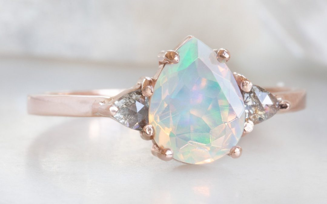 Are Opal Engagement Rings Bad Luck?